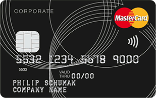 mastercard business corporate